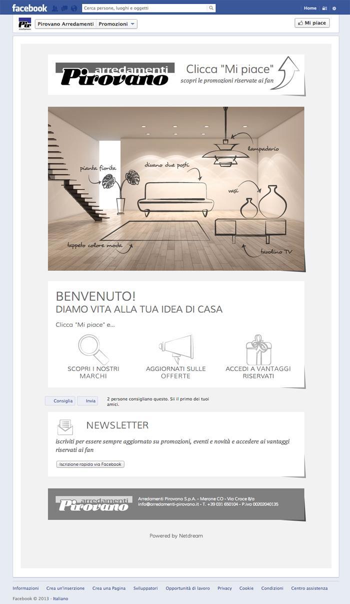 facebook app netdream